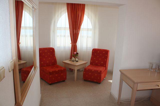 Отель Белвью - двухместный люкс номер