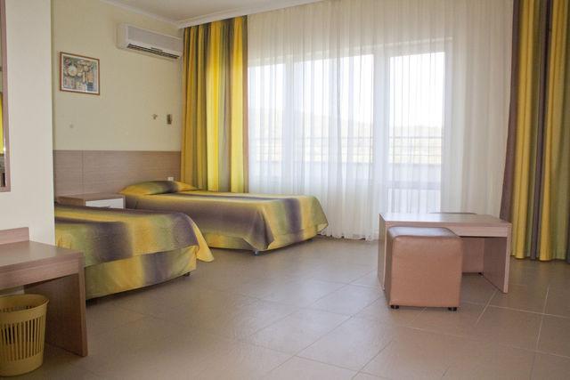 Отель Белвью - Double standard room